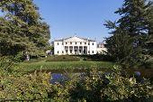 stock photo of vicenza  - The Villa Valmarana  - JPG
