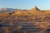 Desert Landmark