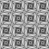 Design Seamless Square Strip Geometric Pattern