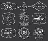 Bio And Eco Energy Black