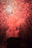 Fireworks At Rapallo