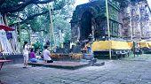 People sacred Buddha image