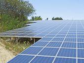 Solare Panel Structure