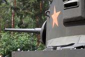 Light American Tank M3