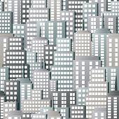 City Buildings Pattern