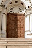 Doors Of The Church