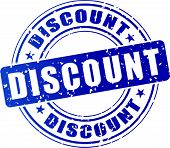 Discount Stamp Icon