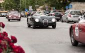 old car  mille miglia 2014