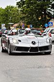 new car mercedes  mille miglia 2014