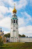 saint sophia belfry in vologda