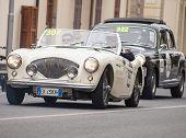 OLB CAR Austin Healey100 4 BN1 1954 MILLE MIGLIA 2014