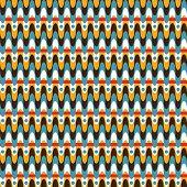 Retro Colorful Pattern