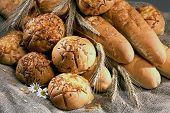 White Bread Set.