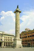 historische Trajans Spalte