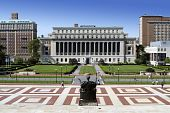 picture of mater  - The campus of New York City - JPG