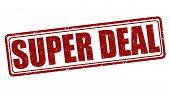 Super Deal Stamp