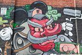 Adelaide Street Art