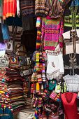 Souvenir and Handicraft Shop in La Paz, Bolivia