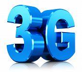 3G wireless technology logo