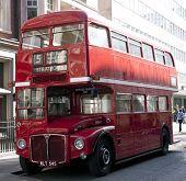 Double Dekker Bus London Uk