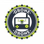 stock photo of drone  - drone technology design - JPG