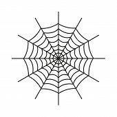 foto of spiderwebs  - The spiderweb icon - JPG