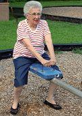 Seesaw Grandma 3