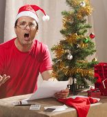 Aggrevated Xmas Finances