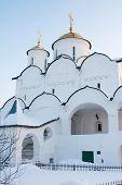 Pokrovsky Monastery. Suzdal.