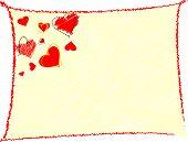 Valentine'S Day Background - Vector Illustration