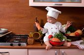 Little Cook poster