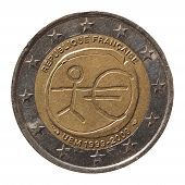 ������, ������: 2 Euro Coin From France