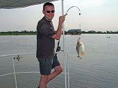 Happy Fisherman