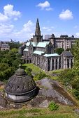 Glasgow St Mungo's Cathedral and Necropolis