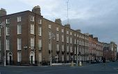 Typical Block Of Flats In Dublin