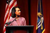 Condoleezza Rice At Michigan