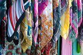 Multicolored Scarfs