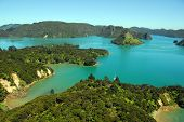 Whangaroa Harbour - Northland, New Zealand