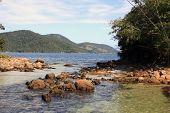 Loagoa Azul Ilha Grande