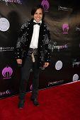 LOS ANGELES - 6 de julho: O músico Mad chegando no Dreamworld Benefit Concert para cair Whistl