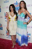 LOS ANGELES - JUL 11: Kim Kardashian and Brittny Gastineau at Intermix's 3rd Annual 'VH1 Rock Honors' VIP Party at Intermix on July 11, 2008 in Los Angeles, California