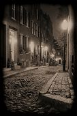 Night On Acorn Street