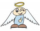 OK angel