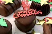 Chocolates For Santa