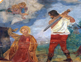 pic of beheaded  - The Beheading of Saint Catherine of Alexandria  - JPG