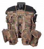 PECOC military vest