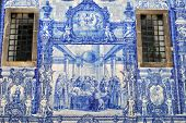 picture of assis  - Facade tile Chapel Of Souls - JPG