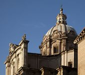 Santi Luca E Martina, Rome