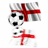 Football Flag England