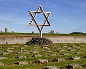 Memorial de estrela de Davi